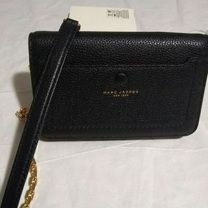 NWT Marc Jacobs Crossbody Wallet